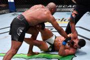 Terjatuh di Ronde 1, Petarung MMA Muslim Balik Meng-KO Musuhnya