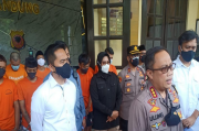 2 Pekan, Polrestabes Bandung Ungkap 13 Kasus Kejahatan Jalanan