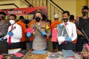 Sok Jagoan, 25 Pembalak Liar Todongkan Senpi dan Sekap Mantri Hutan
