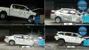 Toyota Dominasi Ajang Penghargaan Uji Tabrak di ASEAN