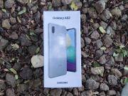 Unboxing, Harga, dan Spesifikasi Galaxy A02, Ponsel Sejutaan Berdesain Denim