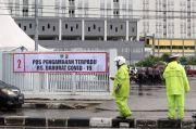 Tingkat Hunian RS Rujukan Covid-19 di Jakarta-Bekasi di Atas 60%