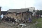 Dihantam Puting Beliung, Puluhan Rumah Warga di Lampung Selatan Rusak