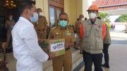 Gubernur Sulbar: Terima Kasih MNC Peduli atas Bantuannya