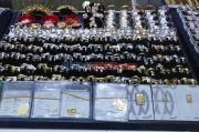 Harga Emas Turun Goceng, Ukuran Terkecil Dijual Rp517.500 per Gram