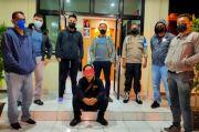 Usai Ngamuk Dicemburui Istri, Pria di Tomohon Ini Malah Ditangkap Polisi