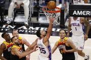 Hasil Pertandingan NBA, Selasa (16/2/2021): Sixers Dihajar Utah Jazz
