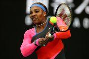 Australian Open 2021: Serena Tembus Semifinal Usai Bungkam Simona Halep
