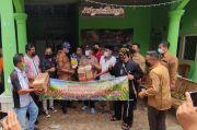 BUMN Klaster Pangan Salurkan Bantuan untuk Warga Terdampak Banjir Subang
