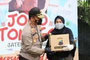 Kapolda Jateng Kunjungi Keberhasilan Kampung Siaga Candi di Rembang