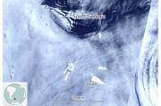 Teliti Sisa Gunung Es A68A, Ilmuwan Kerahkan Drone di Atlantik Selatan