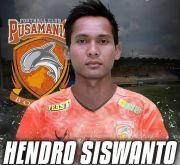 Borneo FC Resmikan Hendro Siswanto Sebagai Personel Baru