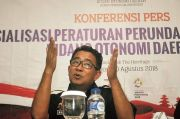 Dirjen Otda Mengaku Telepon Wali Kota Pariaman, Ingatkan Sumpah Kepala Daerah