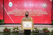 Jadi Contoh se-Indonesia, Video Pelayanan Publik Polresta Malang Kota Diputar di Depan Menpan RB dan Kapolri