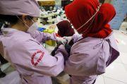 Vaksinasi di Pasar Tanah Abang, Pedagang: Sempat Deg-degan, Ternyata seperti Disuntik Biasa