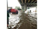 Tiga Wilayah di Jakut Tergenang, Akibat Hujan dengan Intensitas Tinggi