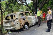 Pilot Cantik Calon Menantu Maia Estianty Kecelakaan di Bali, Mobil Hangus Terbakar