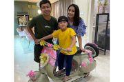 Ulang Tahun, Nagita Beri Raffi Ahmad Kado Motor Antik