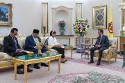 Sultan Brunei Minta Menlu ASEAN Segera Bertemu Bahas Myanmar