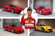 Vettel Cuci Gudang, Jual 8 Mobil Sport
