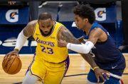 Hasil Pertandingan NBA, Rabu (17/2/2021): LeBron James Tak Terbendung
