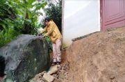 Relokasi Belum Aman, Warga Terdampak Tanah Bergerak di Purwakarta Masih Tertahan