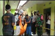 Karyawati Pabrik Tewas Setengah Telanjang di Kamar Kosan