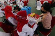 44 Ribu Tenaga Kesehatan di Sulsel Telah Disuntik Vaksin Covid-19