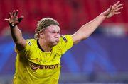 Top Skor Liga Champions: Haaland Makin Tokcer