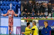 Hasil Pertandingan Sepak Bola, Kamis (18/2/2021): Atletico Tertahan, Haaland Pecahkan Rekor
