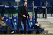 Atletico Gagal Kalahkan Levante, Simeone Salahkan Pertahanan Lawan