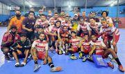 Persiapan Terganjal Covid-19, Tim Futsal Papua Incar Emas di PON 2021