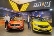 Sporty dan Keren, HPM Hadirkan New Honda Brio RS Urbanite Edition