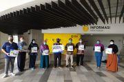 Lindungi Nakes, Human Initiative Salurkan 60 Alat Respirator ke RS Rujukan Covid-19