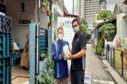 Jasa Pijat Turun Drastis saat Pandemi, Yayasan Tuna Netra Depok Bahagia Dapat Bantuan MNC Peduli