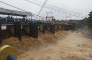 Puncak Bogor Diguyur Hujan sejak Siang, Bendung Katulampa Siaga 4