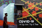 Wow! Kasus Positif Covid-19 di Jakarta Terjun Bebas