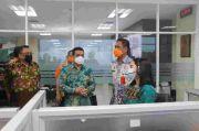 Sambangi Kantor BPBD DKI,Ariza Pastikan Penanganan Kebencanaan Optimal