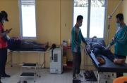 2 Warga Malaysia Terdampar di Riau dengan Kondisi Lemah dan Menggigil