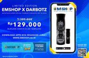 eMShop x Darbotz, Hadirkan Tumbler Kekinian Eksklusif untuk Milenial