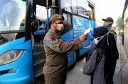 Walah! Pengawasan Prokes Transjakarta Lemah