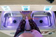 Duh! Banyak Fasilitas Cuci Tangan Tidak Ada Sabunnya