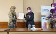 Rektor Itenas Bandung Didaulat Menjadi Anggota Kehormatan Rotary Club