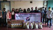 DPP Partai Perindo Donasikan Sembako ke Panti Asuhan Kristen di Malang