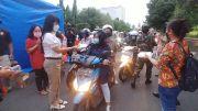 Gerakan Berbagi Meja, Ada 1.000 Paket Makan Malam Gratis di Simpang Lima Semarang