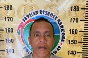 Simpan Sabu dalam Lipatan Baju di Lemari, Pria di Mura Digerebek Polisi