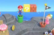 Animal Crossing: New Horizons Kedatangan Item Bertema Mario