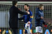 Dituduh Goda Messi ke PSG, Begini Jawaban Pochettino
