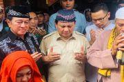 Prabowo Agendakan Takziyah atas Meninggalnya Ibunda Fadli Zon