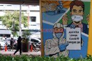 Kasus Positif Covid-19 di Indonesia Bertambah 10.614